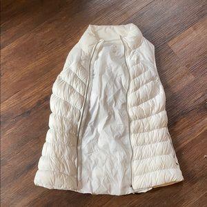 White vest